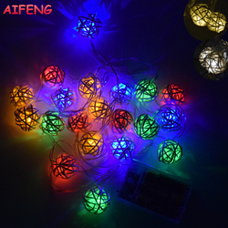 Aifeng 250cm 20led light string aa battery operate led garland steady on twinkle rattan ball light.jpg 250x250