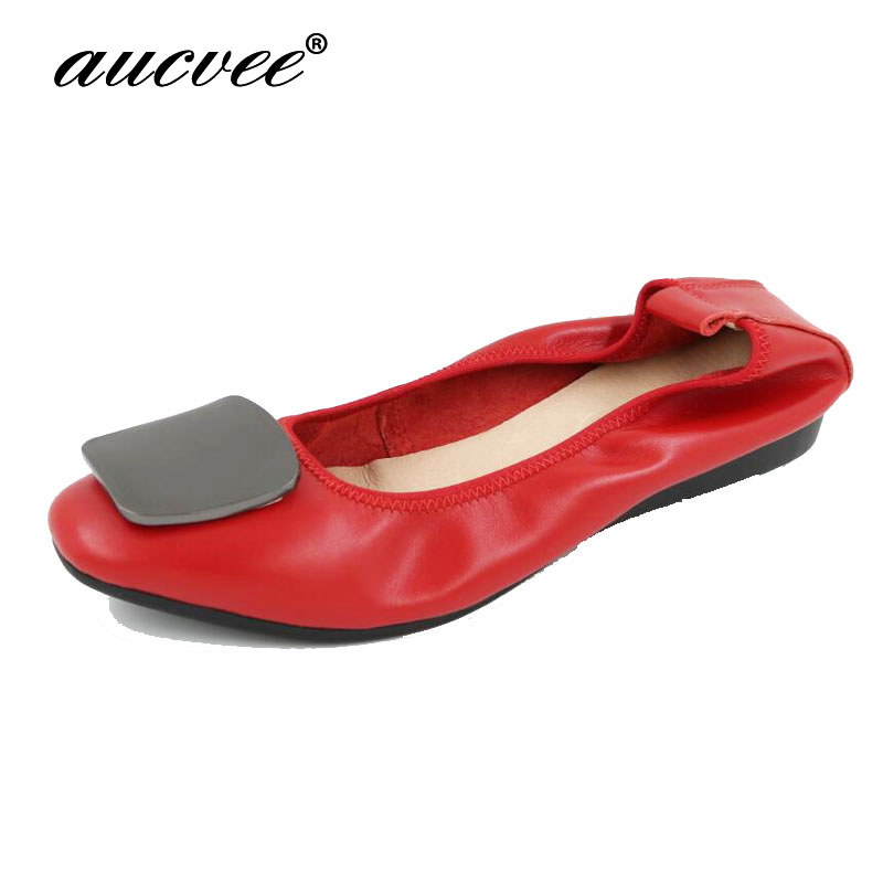 Brand Women Flats Shoes Spring Autumn Square Toe Leather Slip On Low Heel Women's Shoes Ladies Casual Flat Heel Loafers Red brand fedimiro spring oxford shoes women patent leather pointed toe slip on flat loafers casual metal buckles ladies flats