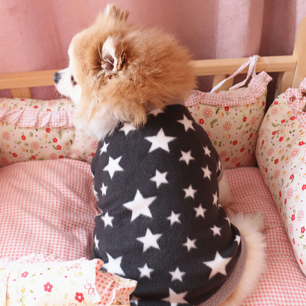 Pet Dog Clothes Cat Coats Jacket Soft Villus Warm Clothes Puppy Doggy Apparel Clothing Outfits For Small Dogs Pet Products Nibbler