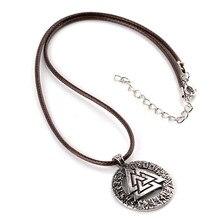 Vikings Odin 's Symbol of Norse Necklace