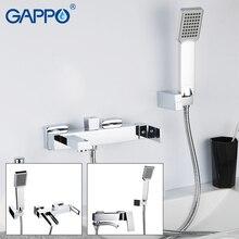 GAPPO ванна кран s Латунь ванна кран Водопад кран ванна кран бортике Робине baignoire