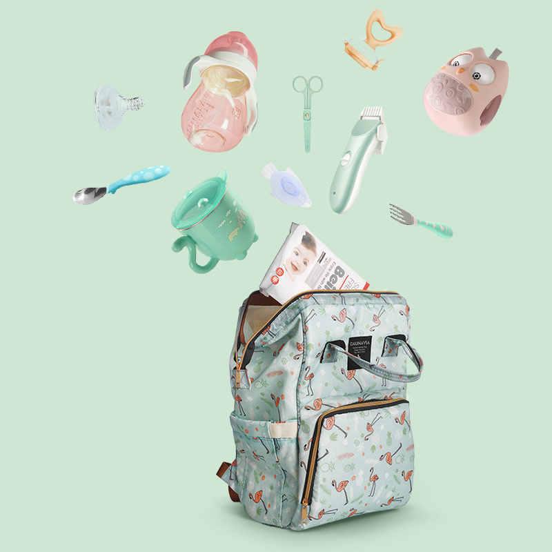 SWDF Çok Fonksiyonlu Mumya Analık bez Torba Marka Büyük Kapasiteli Bebek Çantası seyahat sırt çantası Tasarımcı Hemşirelik Çantası Bebek Bakımı için