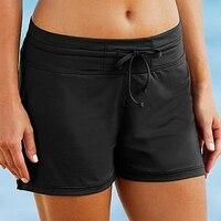 Kobiety/Mężczyźni Boardshort Bikini majtki spodenki Dwuczęściowy Oddziela zrazy stroje kąpielowe kąpieliskach bikini swimsuit Bikini Dna