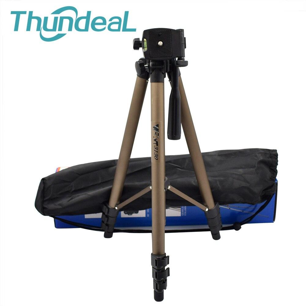 ThundeaL WT3130 LEVOU Projetor DLP 6mm SLR DV Câmera Tripé Cabide T18 S1 Projetor de Montagem No Teto Suporte de 360 Graus estande titular