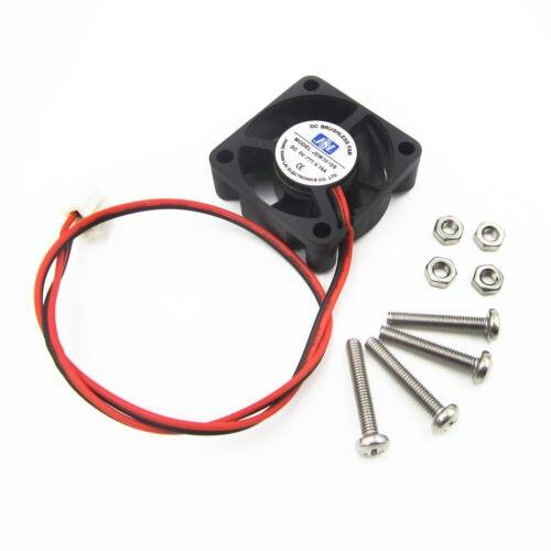 5V 0.16A Cooling Cooler Fan for Raspberry Pi Model B+ / Raspberry Pi 2/3