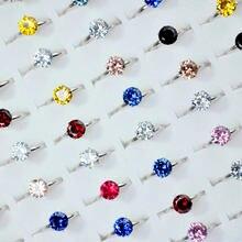 Обручальные кольца для женщин и девочек 10 шт модные обручальные