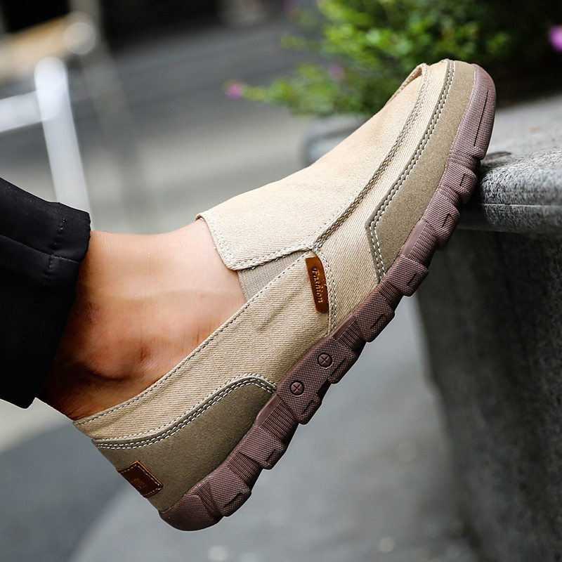 Fashion Men Flats Slip On Casual Shoes Summer Breathable Male Loafers Size 38-47 Chaussure Homme size 39 45 men casual shoes slip on flats summer shoes men air mesh loafers men shoes chaussure homme zapatos hombre