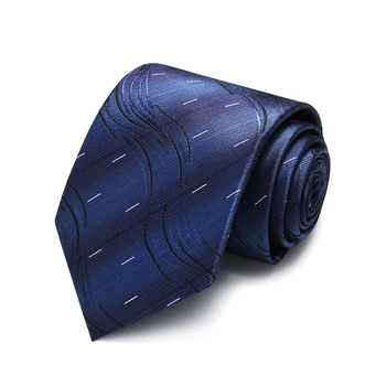Best Brand Mens Ties New Design Fashion Neck Ties 8cm Blue Floral Ties for Men Formal Business Wedding Party Gravatas Gift Box