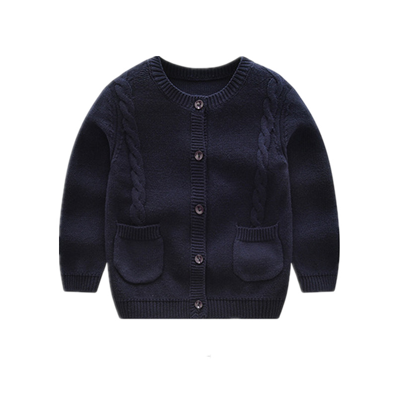 bce6268e1 Toddler Baby Girls Boys Cardigan Sweater Clothes Autumn Winter ...