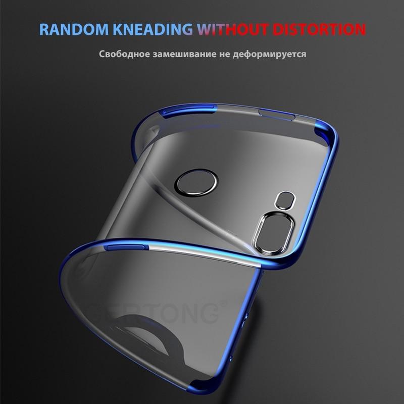 TPU Plating Phone Case For font b Oneplus b font font b 7 b font font