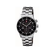Наручные часы Swiss Military SM30052.01 мужские с кварцевым хронографом на браслете