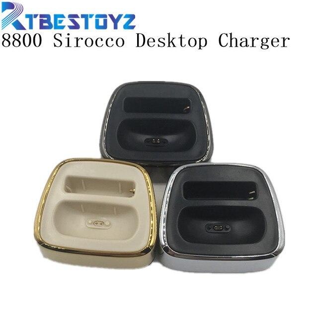 RTBESTOYZ cargador de escritorio para Nokia 8800, muelle cargador de escritorio para teléfono Sirocco 8800SE