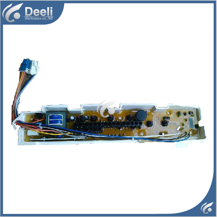 100% new for sanyo washing machine accessories pc board motherboard XQB46-366A XQB46-376A XQB50-M805Z 10 line