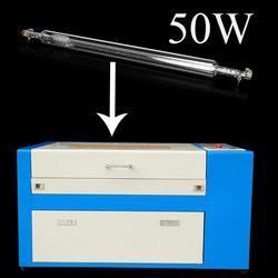 50W CO2 rura laserowa do cięcia laserowego grawerowania maszyna do grawerowania 800mm 22 mA 10.6μm