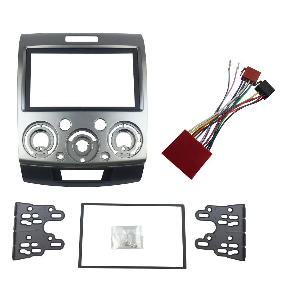 Ford Everest Ranger üçün Radio Stereo Paneli Mazda BT-50 BT50 Cüt - Avtomobil ehtiyat hissələri - Fotoqrafiya 2