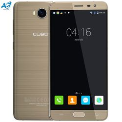 Original Cubot CHEETAH 2 Android 6.0 Smartphone 5.5 Inch MTK6753 Octa Core Mobile Phone 3GB+32GB 13.0MP Fingerprint Cellphone