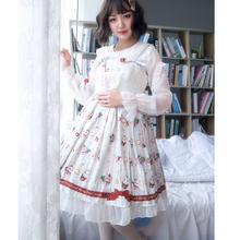 Sweet Lolita Victorian Dress Tea Party Outfit Halloween Costumes For Women Loli Cosplay JSK Skirt Twin Sets Plus Size все цены