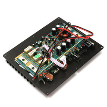 Check Discount New Arrival HiFi High Power Subwoofer 200W 12V Subwoofer Amplifier Board Amp Mb home Amplifier