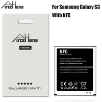 s3 i9300 PINZHENG EB-L1G6LLU Battery For Samsung Galaxy S3 Battery i9300 i9305 i747 i535 L710 T999 Replacement Batteries With NFC (1)