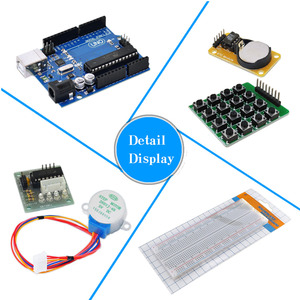Image 5 - KEYES RFID ARDUINO learning kit with uno r3 upgrade Arduino starter kit for networking learning