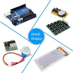 Image 5 - KEYES RFID ARDUINO Обучающий набор с uno r3 обновление Arduino стартовый набор для сетевого обучения