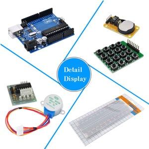 Image 5 - KEYES RFID kit di apprendimento ARDUINO con uno r3 aggiornamento Arduino starter kit per la rete di apprendimento