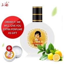 Shanghai османтуса духи и ароматы для женщин аромат дезодорант духи женщины 100% оригинал естественный уход за кожей(China (Mainland))