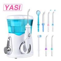 YS832 Electric Rechargeable Water Flosser Teeth Oral Irrigator Gum Power Floss Dental Water Jet Flosser Oral