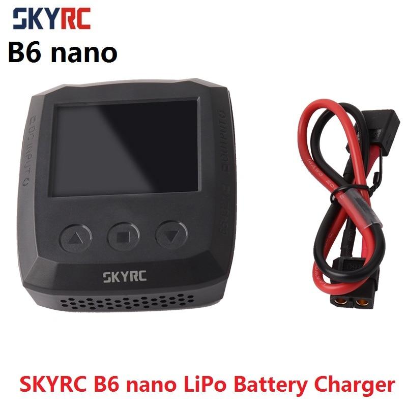 SKYRC B6 nano cargador de batería LiPo descargador 15A/320 W DC 9-32 V Mini cargador para la vida /Lilon/LiPo/LiHV/NiMH/NiCd/PB