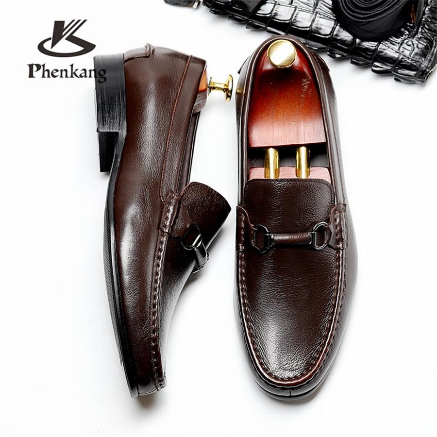 الرجال جلد طبيعي البروغ حذاء أيرلندي الأعمال الزفاف مأدبة الأحذية رجل عارضة الشقق أحذية خمر اليدوية أكسفورد أحذية للرجال أسود-في أحذية رسمية من أحذية على  مجموعة 3