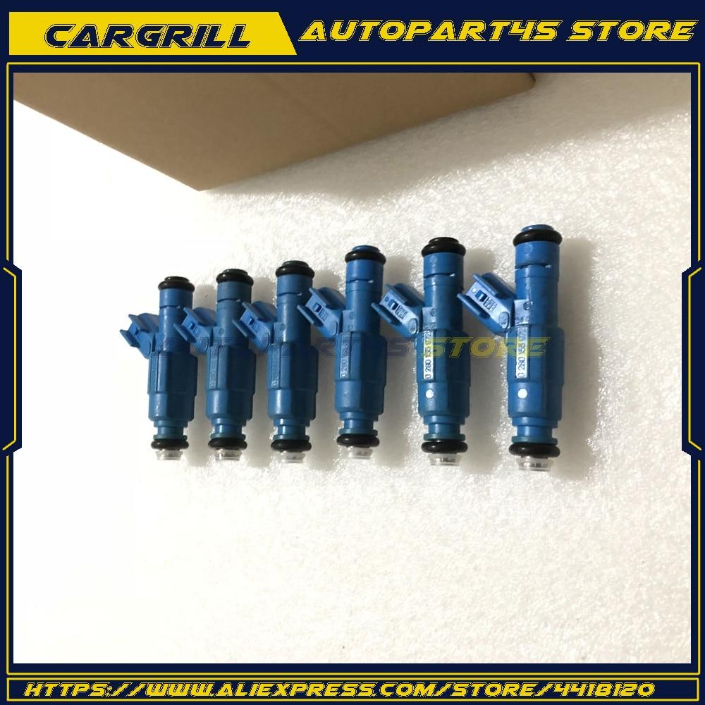 Fuel Injectors For Jeep Liberty Dodge Ram 1500 2003-2004 3.7L 0280155972