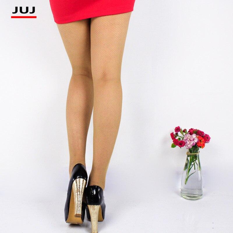 2017 ženske sijoče mrežne nogavice seksi nogavice iz nosoroga - Spodnje perilo - Fotografija 3