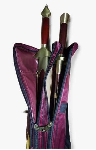 109 см Оксфорд двойной слой нож Тай Чи Кунг Фу мешок боевые искусства меч сумки два слоя ушу