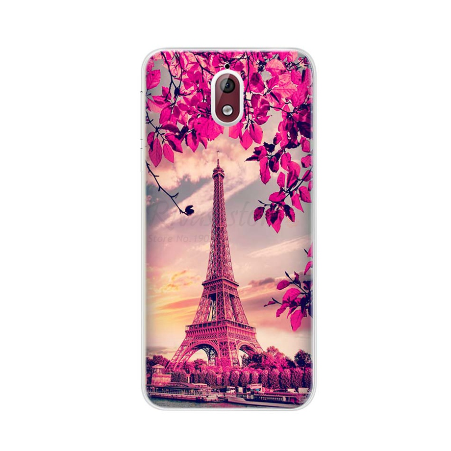 For Nokia 3 2018 Case Nokia 3 1 Case Soft Painting Tpu