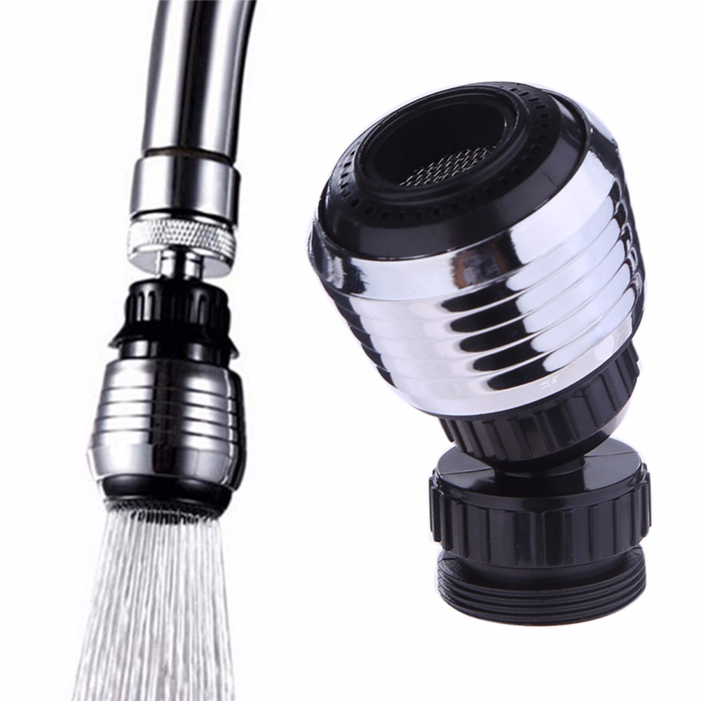Поворотный кухонный кран душевая головка кран фильтр Аксессуар Универсальный кран сопло Водопровод для кухни ванной комнаты
