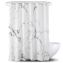 Cortina de ducha de fácil limpieza de 180x180cm, cortinas de baño, cortina de ducha a prueba de agua, sin olor químico reforzado