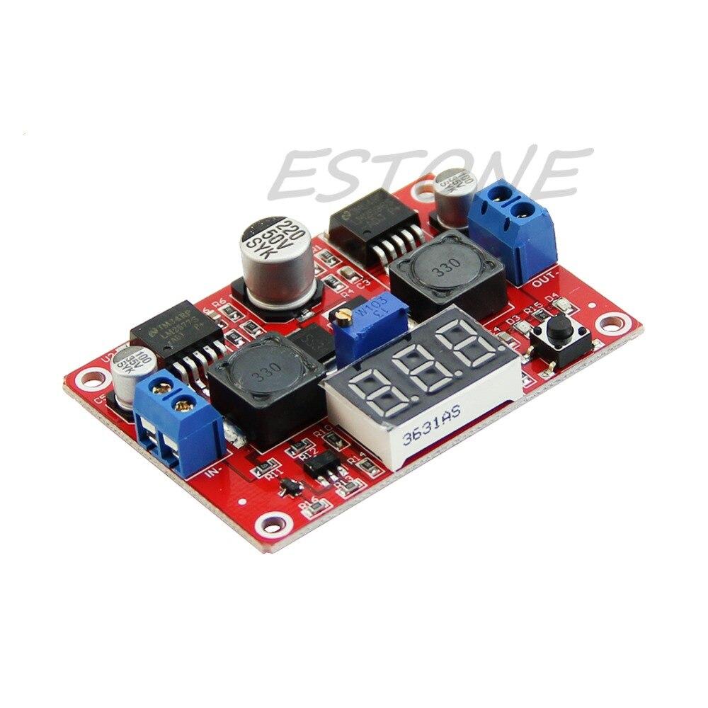 DC-DC Digital Display Step Up Step Down Boost Board Buck Converter Power Module -Y103