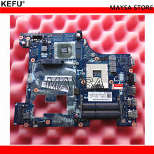 Laptop Motherboard fit For Lenovo G580 QIWG5_G6_G9 LA-7981P with 4 video memories, DDR3, Socket 989(China)