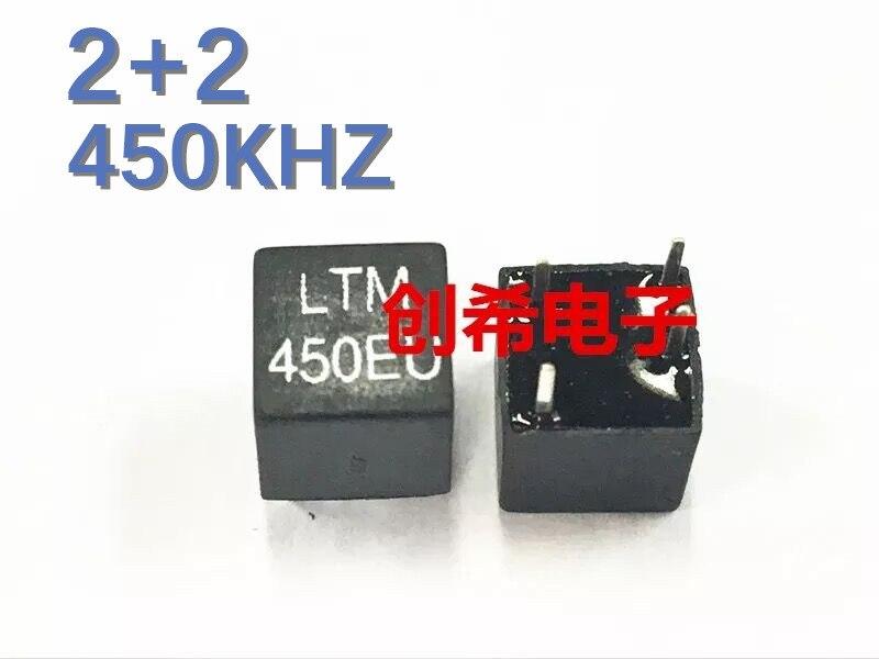 5PCS LTM450EW LTM450 CERAMIC FILTER