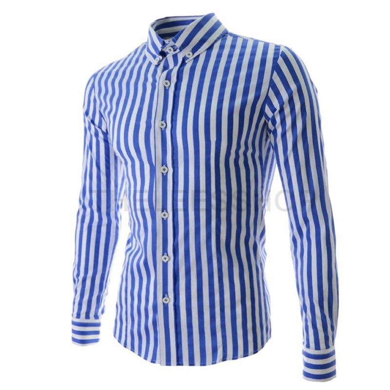 Online Get Cheap Men Bright Striped Shirts -Aliexpress.com ...