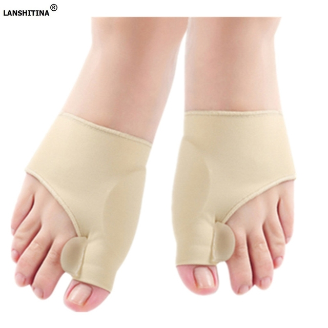 Women Thumb Toes  Valgus Correction device with silica gel Foot Care For Heels Insoles correction of hallux valgus toe appliance