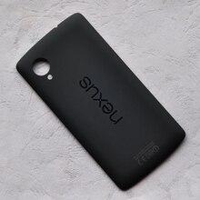 ZUCZUG Новый пластик батарея задняя крышка корпус для LG Google Nexus 5 D820 D821 с NFC телевизионные антенны + зуммер Вибратор