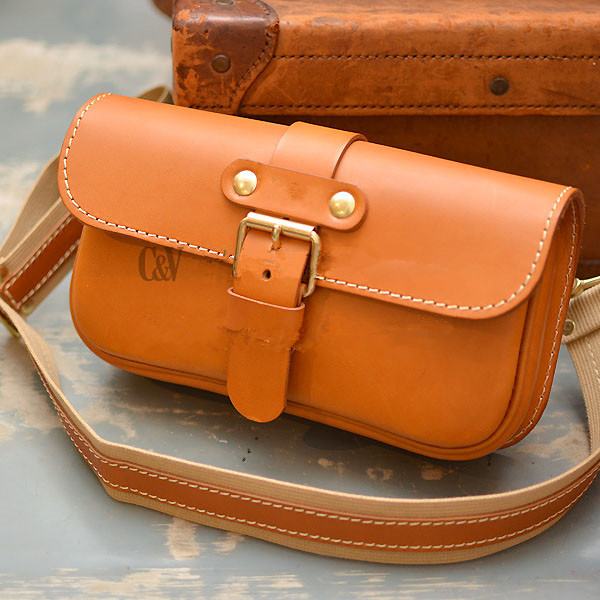 [B-5069] DIY handmade leather chest bag Japan style Satchel Bag chest single shoulder bag pattern drawings version