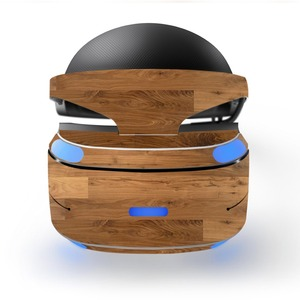 Image 3 - נשלף ויניל מדבקות מדבקת עור כיסוי מגן עבור פלייסטיישן VR PS VR PSVR הגנת סרט מדבקת עור