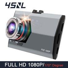 """Sunplus Coche DVR cámara grabadora de Automovil full hd 1080 p 3 """"170 grados de Detección de Movimiento DVR Dash Cam g-sensor HDMI de La Visión Nocturna"""