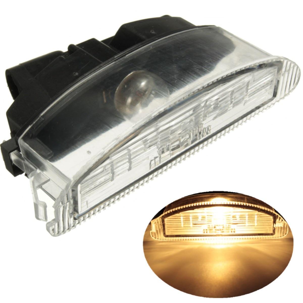 Us 424 Oświetlenie Tablicy Rejestracyjnej żarówka Do Renault Clio Ii 98 05 Thalia Twingo 7700410754 W Lampy Sygnałowe Od Samochody I Motocykle Na
