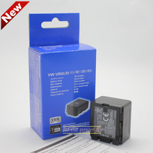 New VW-VBN130 VBN130 Camera replacement battery for Panasonic HDC HS900 HS900K SD800 SD900 TM900 HC X920M X900M X929
