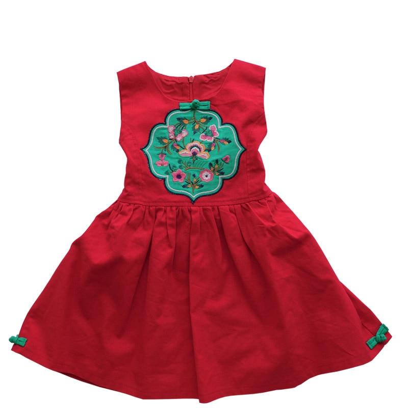 Bērnu meiteņu kleita 2017 pavasara rudens oriģināls dizains - Bērnu apģērbi