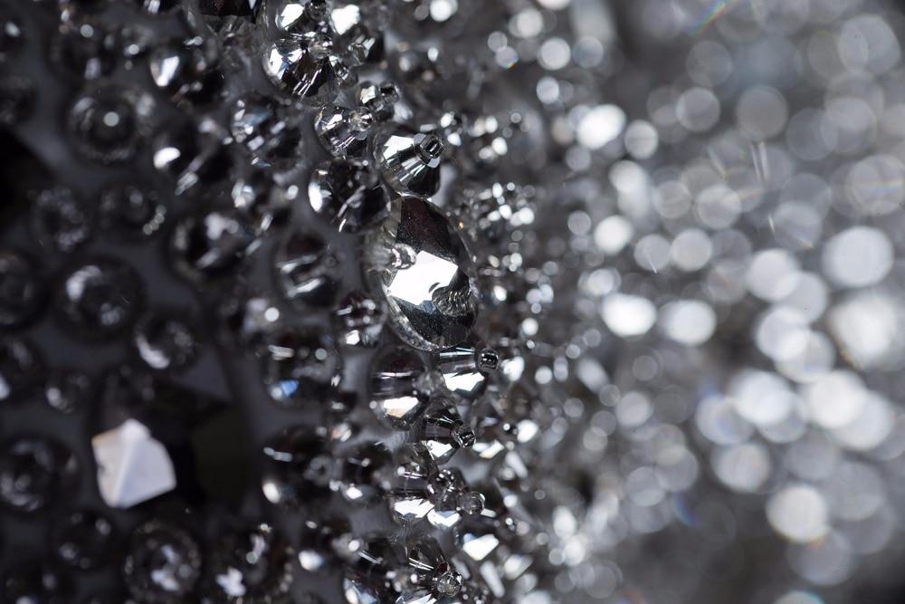 Marfoli rochii de mireasa de lux 2017 cu margele si dantelă rochie - Rochii de mireasa - Fotografie 5