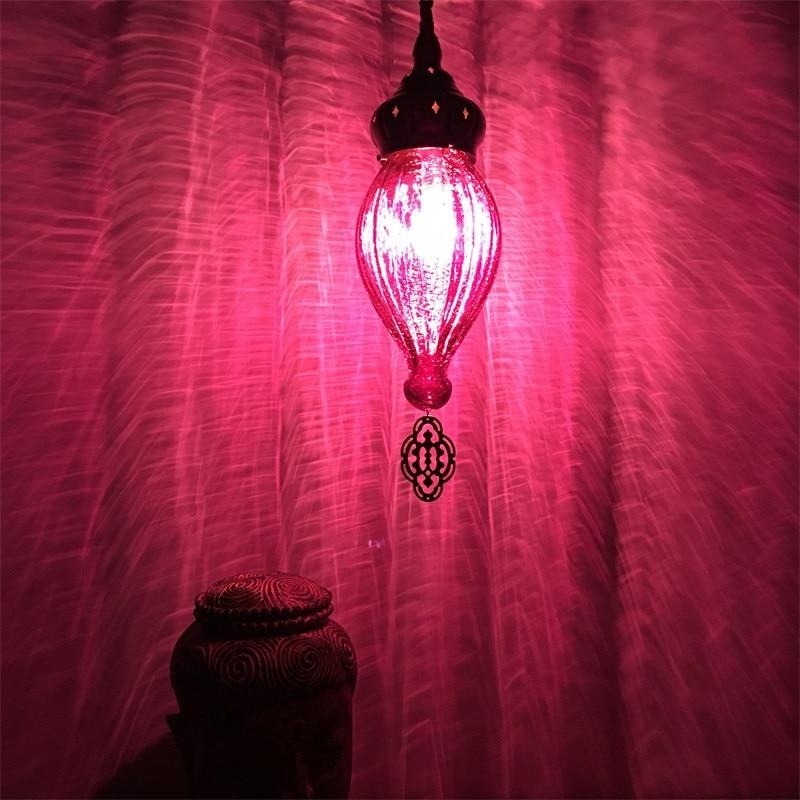 Moroccan Turkish Style Retro Vintage Pendant Light E27 Base Mediterranean Style Decoration Mosaic Hanging LampMoroccan Turkish Style Retro Vintage Pendant Light E27 Base Mediterranean Style Decoration Mosaic Hanging Lamp